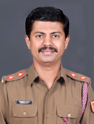 Lt. Vivek Bale